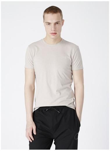 Limon Company Limon Erkek Bej Melanj T-Shirt Bej